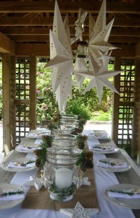 Décoration Table Nouvele Zélande