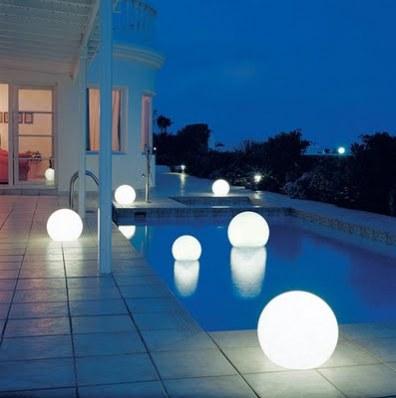 Boules lumineuses flottantes, Moonlight, RoyaumeStyleDeco