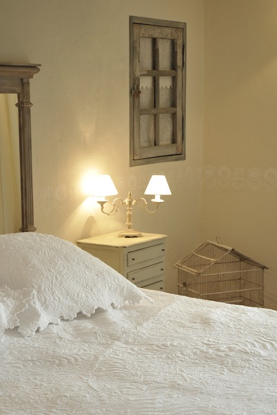 Décoration style provençal, Deco-chambre-provençale