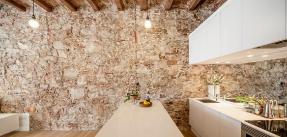 Renovación Les Corts, Barcelona. Sergi Pons Architects. Foto: Adrià Goula