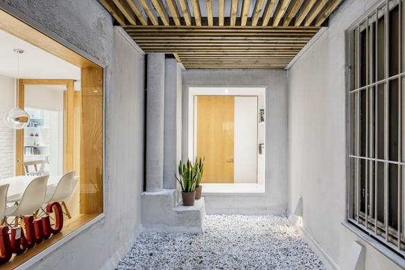 Reforma piso Zona Alta Barcelona, Arquitecto Sergi Pons