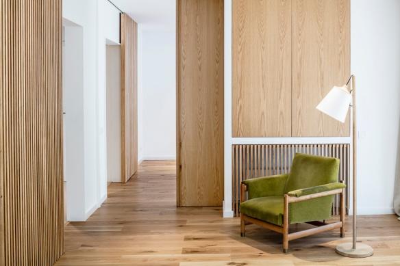 Reforma piso Zona Alta by Sergi Pons