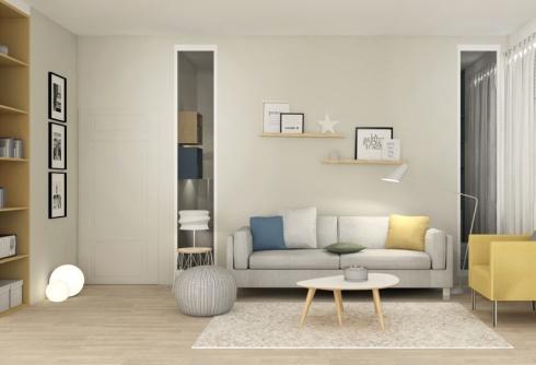 renovation-amenagement-appartement-oullins-lyon-decoration-travaux-chantier-architecture-interieur-cuisine-piece-a-vivre-chambre-entree-meuble-sur-mesure-agence-lanoe-marion-7